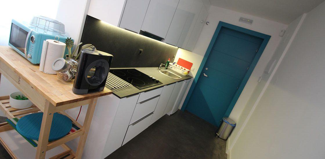 Cocina del Apartamento Norte