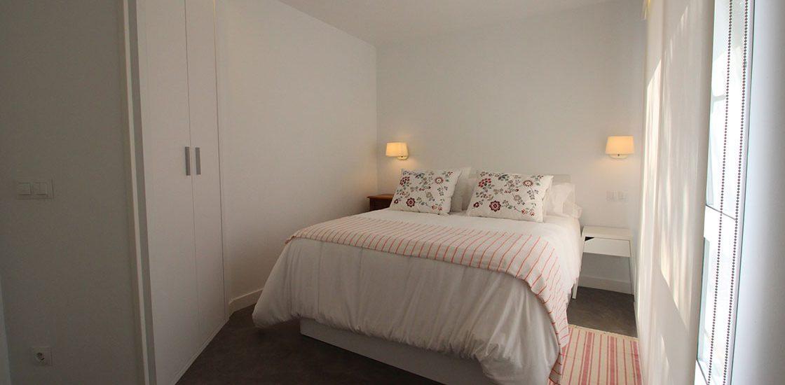 Dormitorio del Apartamento Sur